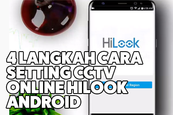 setting cctv online via android hilook